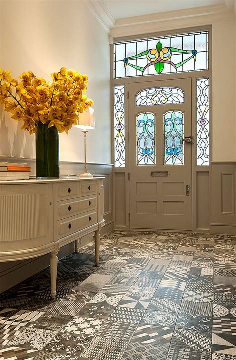 25 Creative Patchwork Tile Ideas Full Of Color And Pattern