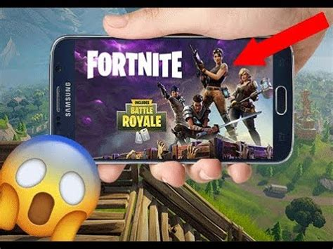 how to and install fortnite battle royale on android