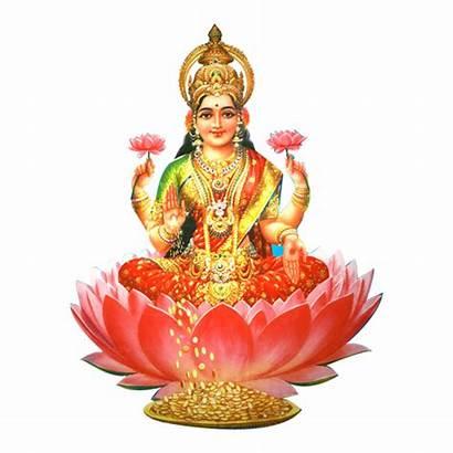 Lakshmi Laxmi Transparent Mata Clipart Goddess Clip