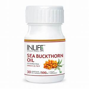 Buy Sea Buckthorn Oil Omega 3 6 7 9 Fatty Acids Capsules