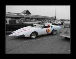 Speed Racer Real Car