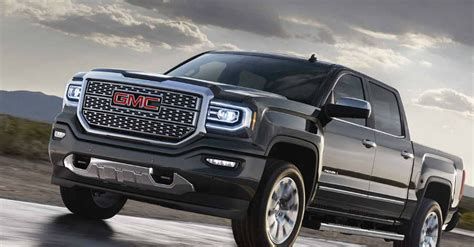 2018 Gmc Sierra 1500  Models, Specs, Price, Features