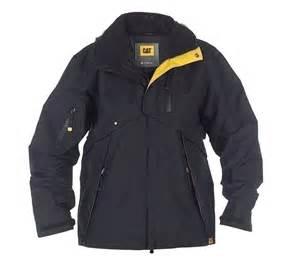 cat deluxe performance jacket c085 mammothworkwear