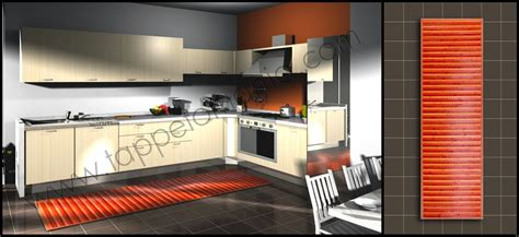 Tappeti Arancioni by Tappeti Cucina Colore Arancione Tappeti Tappeti Cucina