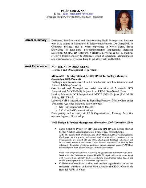 sle of high school resume for college application