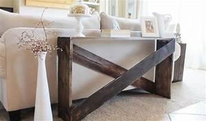 Regal Hinter Couch : konsolentisch hinter sofa einrichtungsideen holz rustikal beige couch teppich vase flur ~ Yasmunasinghe.com Haus und Dekorationen