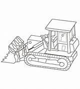 Truck Coloring Pages Trucks Dump Printable Little Construction Bulldozer Carrier Momjunction Cement Ones sketch template
