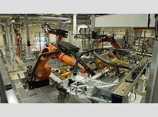 Robot Car Industry Germany 4K Stock Video 966891