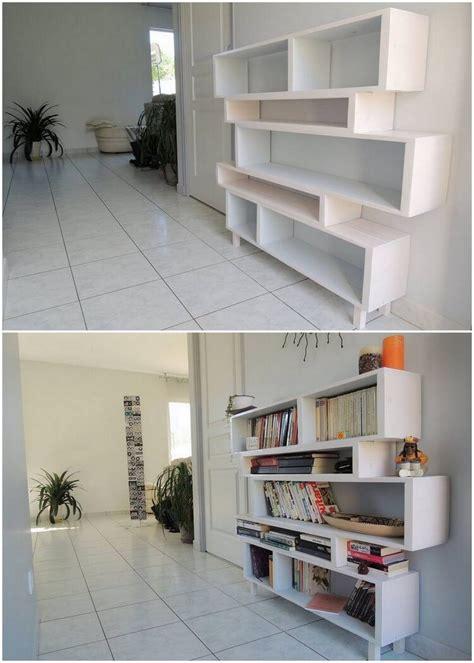 bookshelf uniqueet wood crafts reclaimed  sale