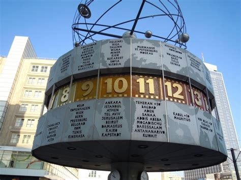 world clock relexa hotel berlin