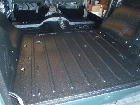 Rustoleum Bed Liner Spray by D I Y Bedliner Recommendations Yotatech Forums
