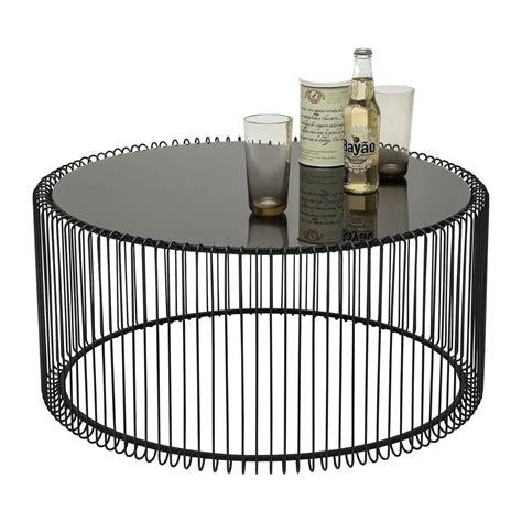 bureau gigogne table basse contemporaine wire kare design
