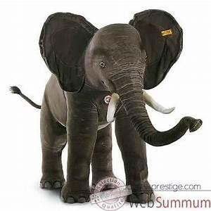 Peluche Geante Elephant : peluche elephant ~ Teatrodelosmanantiales.com Idées de Décoration