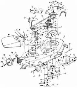mtd mower drive belt diagram mtd free engine image for user manual