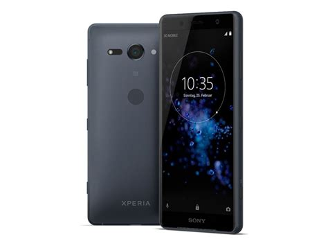 sony xperia xz2 compact notebookcheck net external reviews