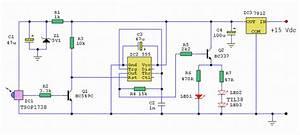 Ir Remote Control Extender Mark 4