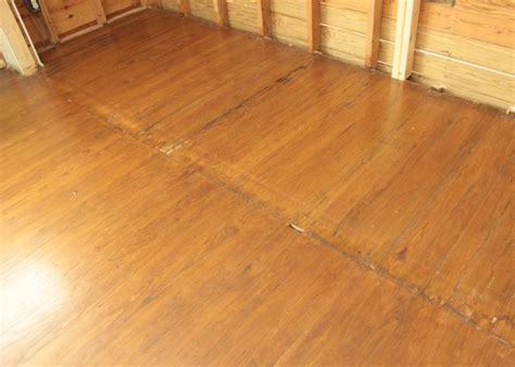 after hardwood floor repair