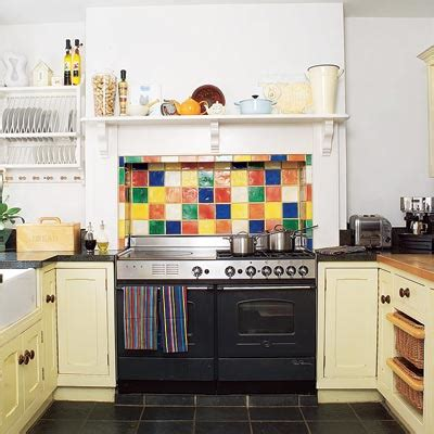 thrifty tile ideas multicolor grid 26 low cost high