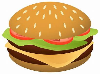 Burger Clipart Cheeseburger Healthy Hamburger Clip Nutrition