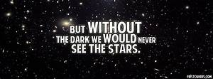 Galaxy Quotes Facebook Covers - FirstCovers.com