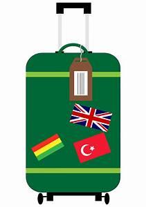Suitcase Clip Art – Cliparts