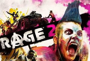 Announce Trailer and Gameplay Video For 'RAGE 2' Released