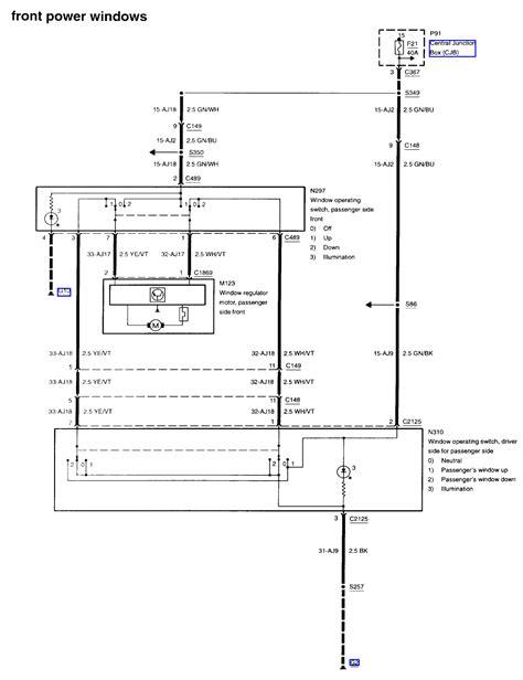 Mercury Stereo Wiring Diagram by 2000 Mercury Stereo Wiring Diagram
