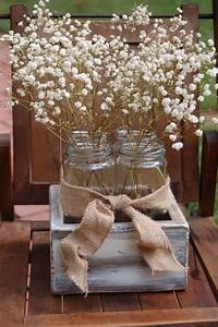 Wedding, Themes, And, Ideas, Rustic, Ranch, Weddings, Reception, Decor, Mason, Jar, Centerpieces