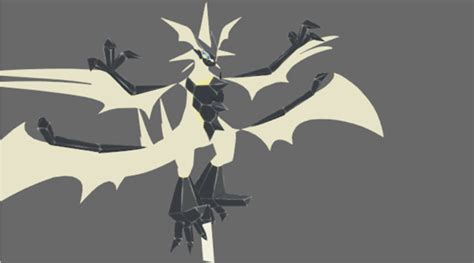 necrozma ultra form new pokemon leak for ultra sun and ultra moon game rant