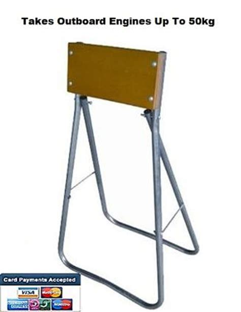 Folding Boat Outboard by Outboard Engine Trolley Outboard Engine Bracket Removable