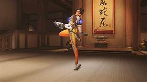 New Overwatch Patch Adds Tracer Pose Skins Bug Fixes