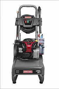Craftsman Electric Power Washer Manual
