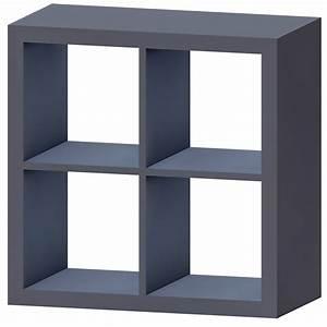 Petite Étagère Ikea : cad und bim objekte kallax etagere glanzend grau turkis ~ Melissatoandfro.com Idées de Décoration