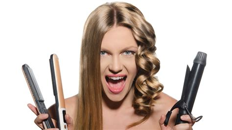 wedding hairstyles guide  hair hot tools