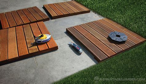 ipe deck tiles canada decking tiles installation ipe wood deck tiles install
