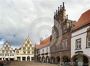 Häuser In Deutschland : historische h user in lemgo deutschland lizenzfreies stockbild bild 34464646 ~ Eleganceandgraceweddings.com Haus und Dekorationen