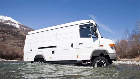 Fernreisemobil mercedes vario 815 da 4x4 allrad wohnkabine. Mercedes-Benz Vario gebraucht kaufen bei AutoScout24