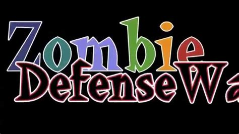 defense zombie game tower