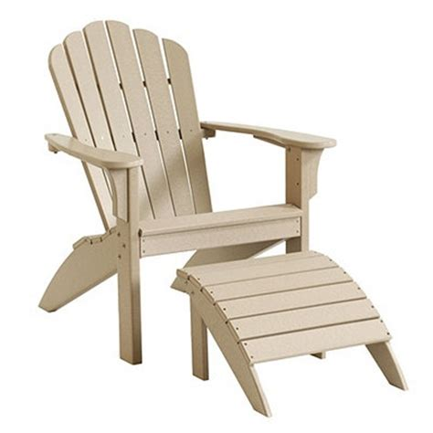 plastic adirondack chair ottoman woodworking projects