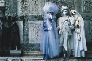 Venice Italy Carnival Costume
