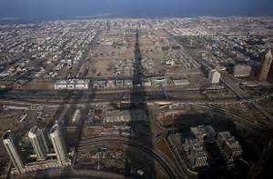 Burj dubai the tallest building in the world opens just for Burj al khalifa how many floors