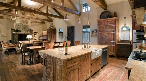 What Do I Need To Distress Furniture by 15 Perfectly Distressed Wood Kitchen Designs Home Design