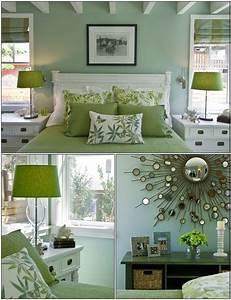Serene, Green, Bedrooms