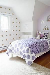 Tapeten Für Mädchenzimmer : 30 schlafzimmer tapeten f r einen sch nen schlafbereich ~ Sanjose-hotels-ca.com Haus und Dekorationen