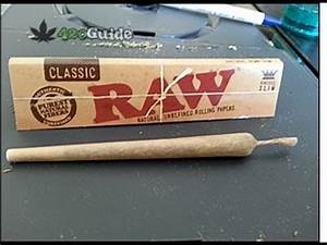 learn how to roll a joint in 3 minutes [POV - 420Guide ...