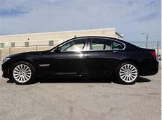 Export Used 2012 BMW 750LI XDRIVE BLACK ON BLACK