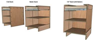 kitchen island building plans how to build frameless base cabinets