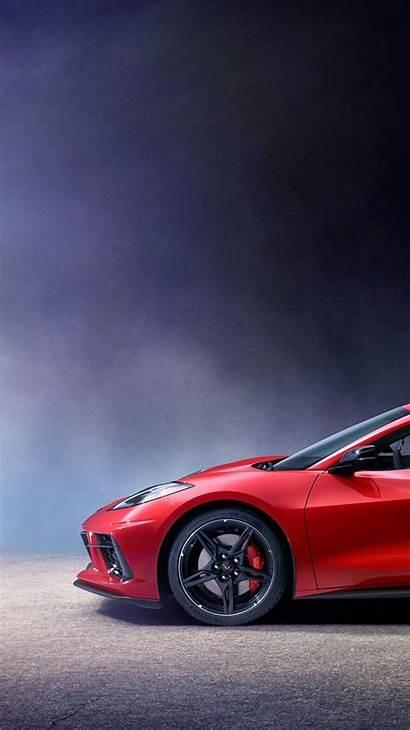 Corvette C8 Iphone Wallpapers Stingray