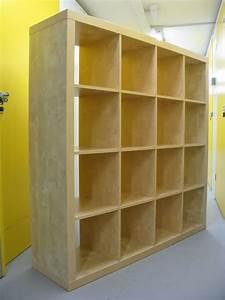 Ikea Kallax 4x4 : ikea expedit birch 4x4 shelving bookcase storage wall unit shelves dividers ikea golf road ~ Frokenaadalensverden.com Haus und Dekorationen