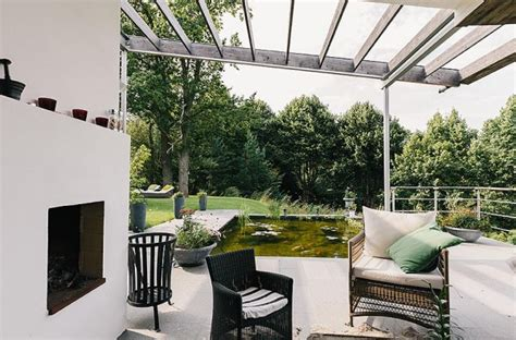villa on swedish island lidingo